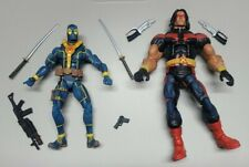 Marvel Legends Tru Exclusive Warpath And Deadpool 2 Pack Action Figures - Loose