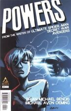 POWERS #4 (2004) 1ST PRINTING BAGGED & BOARDED ICON COMICS