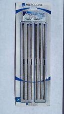 Microdont USA Diamod Serrated S. Steel Strips Medium 2.5/150mm 6Box
