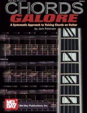 Petersen, Jack-Chords Galore (US IMPORT) BOOK NEW