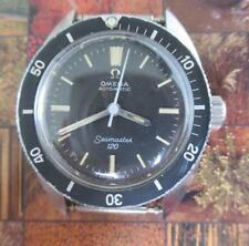 Vintage 1968 Ref. 566-007 Omega Seamaster 120 ladys dive SCUBA watch