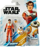 "Star Wars Resistance Poe Dameron & BB-8 3.75"" Action figure New"