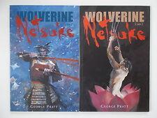 Wolverine-Ivoire-nr 1 + 2-Marvel, Panini comics (George PRATT)/par 1