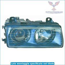 BMW SERIE 3 E46 COUPE/' CABRIO 1999/_05-2001/_07 FANALE LATERALE BIANCO SINISTRO SX