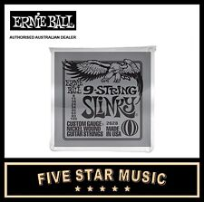 1 Pack Ernie Ball 9 String Set Slinky Electric Guitar Strings EB 2628