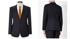 Kin By John Lewis Slim Fit Como Mild Pindot Navy Jacket Size 42L RRP £119 BNWT
