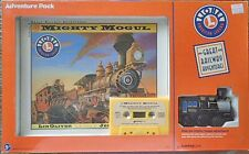 Learning Curve/ Lionel The Mighty Mogul Adventure Pack :Train, Book & Cassette