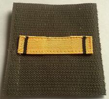 FRANCE: Galon militaire de poitrine grade ASPIRANT.
