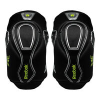 Reebok 3K Lacrosse Arm Pads - Black, Green, Gray (NEW) Lists @ $22