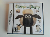 Shaun the Sheep Game Complete! Nintendo DS