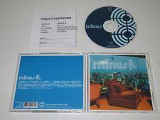 MINUS 8/MINUIT(COMPOST 105-2) CD ALBUM