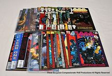 The Punisher-Mixed Lot of 47 Issues!  Armory!  Year One!  Marvel Edge!  Batman