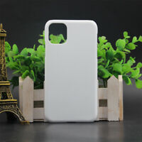 3D Hard Sublimation Blank Case for iphone 11 Pro 11 Pro Max Xs Max XR 6 7 8 Plus