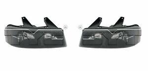 For 2003-2015 Chevrolet Express 1500/2500/350 Headlight Driver & Passenger LH+RH