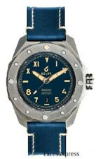 NEW BOLDR Odyssey Cali Navy Stainless Steel watch Swiss automatic 500m - AD