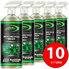 Team Green Road Motocycle Cleaner Bike Maintenance Fluid Cleaning 10 Litre