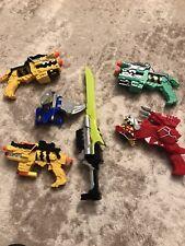 Power Rangers dino Changers Deluxe Blaster