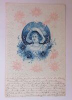 """"""" Children, Fashion, Hatmode, Flowers """" 1902 (48819)"""