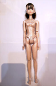 Boring Days MOMOKO Doll Sekiguchi Petworks  (NUDE DOLL ONLY)
