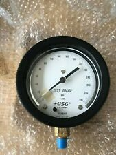 Pressure Gauge. Dial Indicating.Test Gauge. Solfrunt.  USG.  Military Surplus