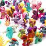 "Random 10pcs MLP My LITTLE PONY Friendship is magic 2"" Figure cake topper toys"