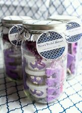 Happee Body Customizable Lavender Foot Spa in a Jar favors