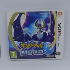 Pokemon Mond Edition (Nintendo 3DS) XL New