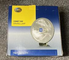 HELLA Comet 500 Spot light/lamp set Relay wire Switch Defender/lightbar/4x4/abar