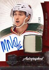 10-11 The Cup ROOKIE JERSEY AUTO xx/249 Made! Maxim NOREAU #131 - Wild