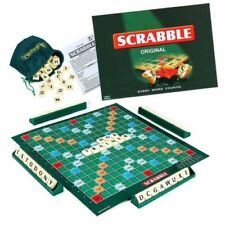 NEW Original Scrabble Board Game Family Kids Adult Educational Toys Puzzle Game