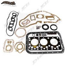 Engine Gasket Kit For Nissan SD16 1.6L Takeuchi TW65 Loader IH274 IH284 Tractor