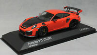 Minichamps Porsche 911 991 Gen 2 GT2RS GT2 RS in Lava Orange 410067239 1/43 NEW