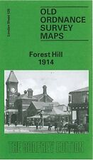 MAP OF FOREST HILL 1914
