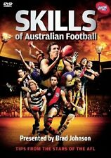 Australian Football DVD & Blu-ray Discs