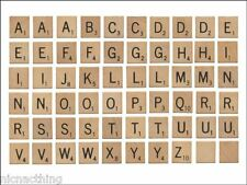 Any Scrabble Letter Drink Coaster. Ideal Present. Bargain price, great fun