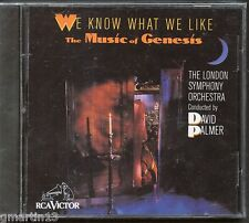 Music of Genesis - David Palmer & LSO  & Steve Hackett