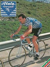 URS FREULER Cyclisme Ciclismo Champion du Monde ATALA 85 Swiss rider