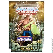 NA He Man Galactic Protector Masters of the Universe Classics MOTU MOC NEU MOTUC