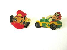 Vintage 1988 Nintendo Super Mario Bros. Enamel Pins