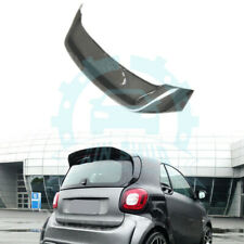 Carbon Fiber AMG Style Roof Spoiler For Smart Fortwo C453 2015-2017 ab259