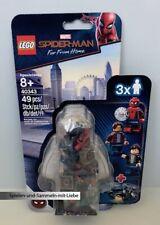 LEGO® 40343 - SPIDER-MAN UND DER MUSEUMSRAUB - FIGUREN ZUBEHÖRSET -  NEU