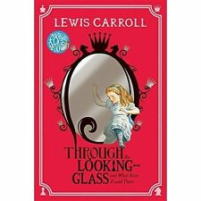 Through the Looking-Glass by Lewis Carroll (Paperback) New Book