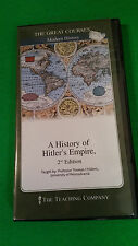 A History Of Hitler's Empire 2Nd Edition Complete 2 DVD Set The Great Courses.