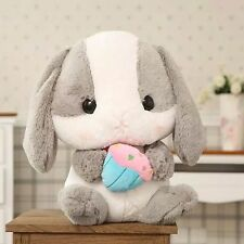 20CM Kawaii Bunny Ear Rabbit JP AMUSE Pote Usa Loppy Cuddly Plush Kid Toy Gifts