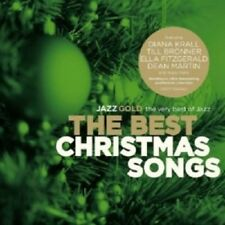 THE BEST CHRISTMAS SONGS (JAZZ GOLD)  CD NEW+