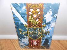 Romeo x Juliet - Part 1 (DVD, 2009, 2-Disc Set) BRAND NEW, SEALED