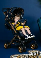New Cosatto Woosh XL Stroller, Paloma Faith Edition On The Prowl with raincover