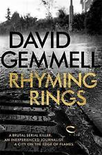 Rhyming Rings by David Gemmell (Hardback, 2017)
