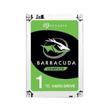 """Seagate Barracuda ST100LM048 1TB SATA 6Gb/s 128MB 2.5"""" Hard Drive Height 7m"""