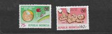 1986 MNH Indonesia Michel 1192-3 postfris**